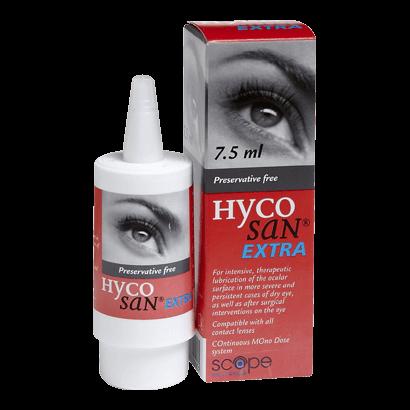 Hycosan Extra Eye Drops