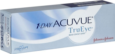 1 Day Acuvue TruEye or True Eye?
