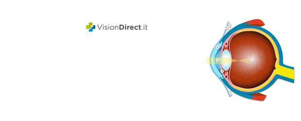L'Occhio Umano di Vision Direct