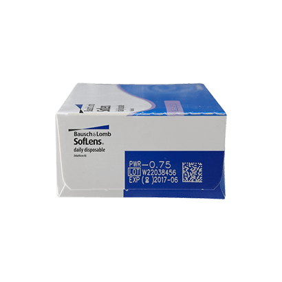 db40de7f9e SofLens® Daily Disposable Lentillas: Entrega en 24h | Vision Direct