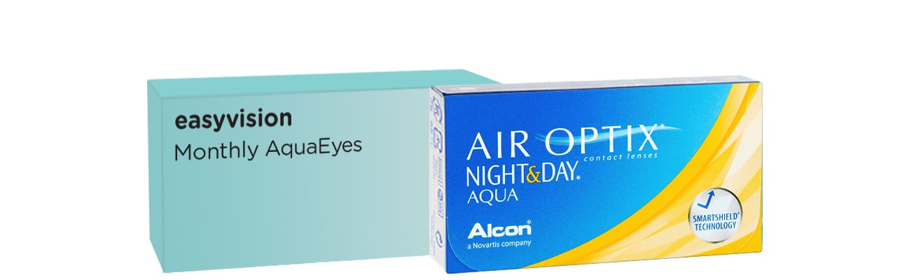 easyvision Monthly Aquaeyes equivalent