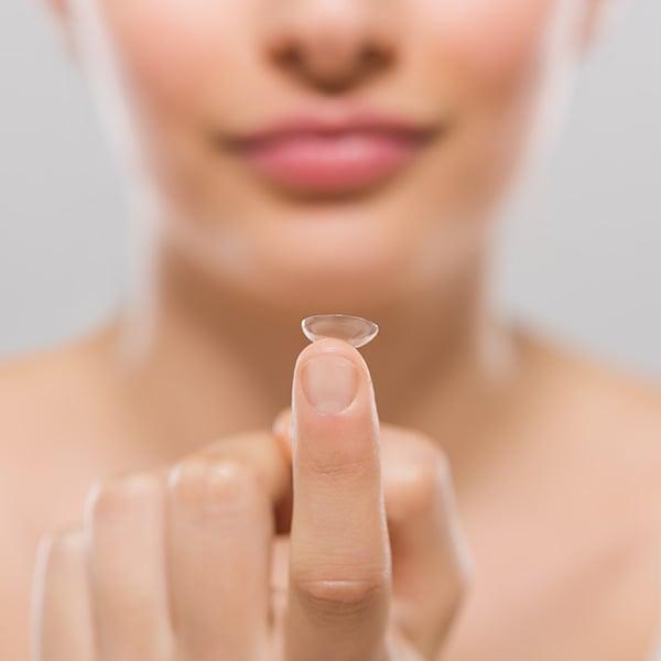Lentillas progresivas – examen ocular – presbicia