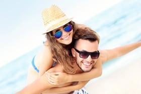 Occhiali da sole e protezione UVA_UVB