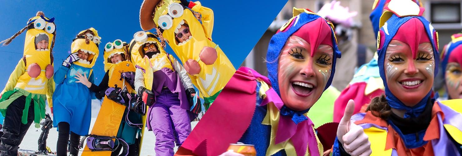disfraz carnavales