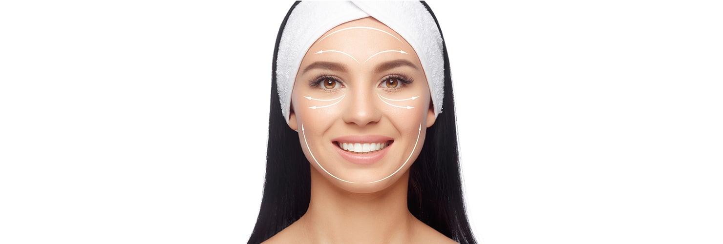 Gimnasia para la cara – cómo reducir arrugas