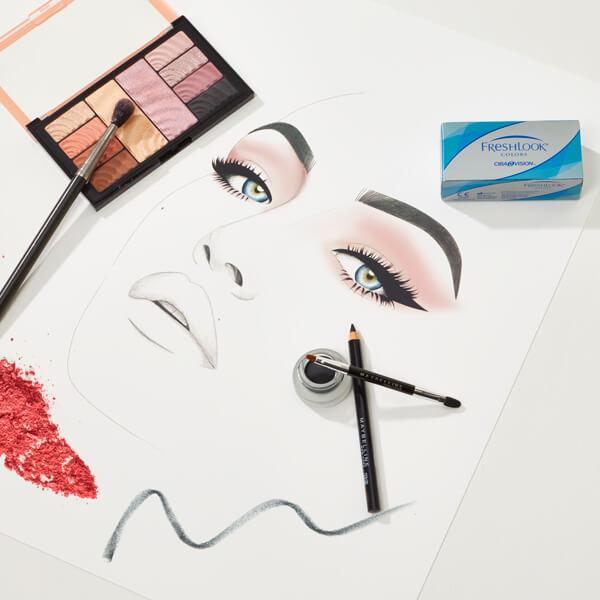 Gigi Hadid maquillaje