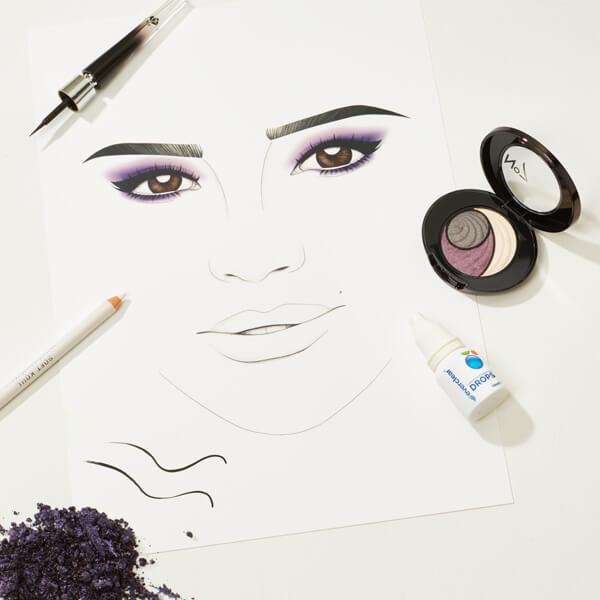 Meghan Markle – maquillaje ojos