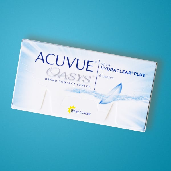 2c974fba9e Acuvue Oasys. Entonces, ¿existen lentes de contacto que eviten los ojos  secos? Desafortunadamente todavía no existe esta pequeña cura milagrosa, ...