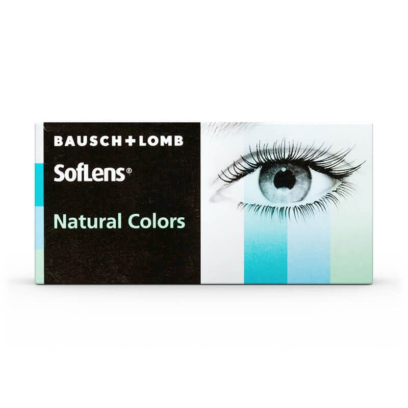 SofLens Natual Colors