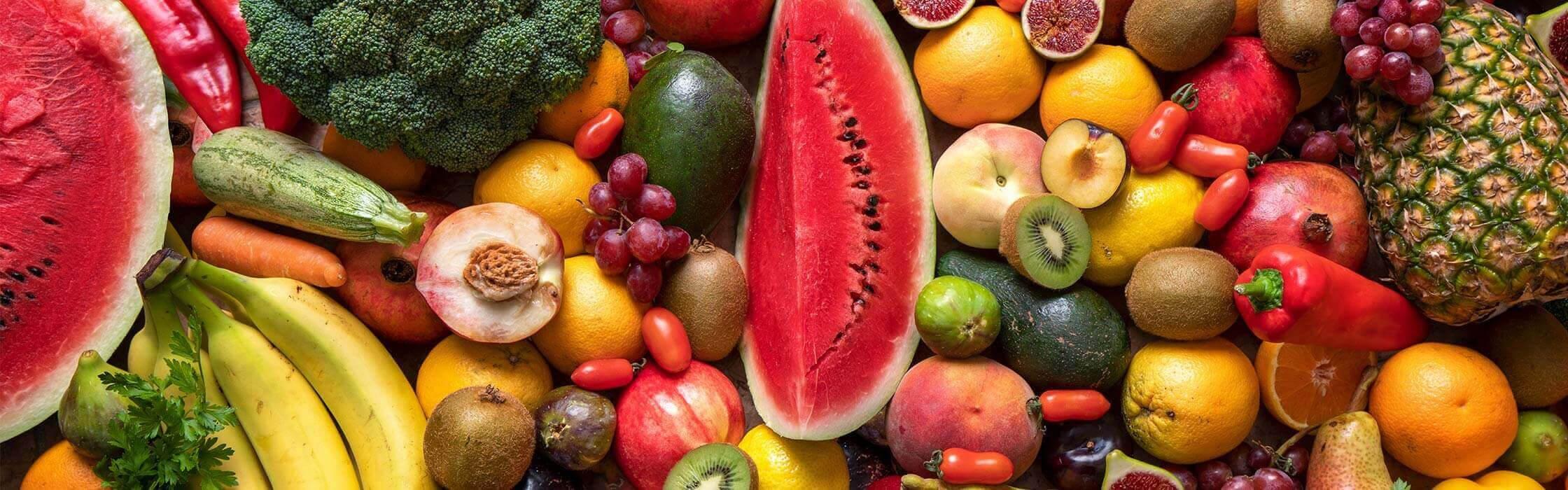 Alimentos de verano para cuidar de tus ojos