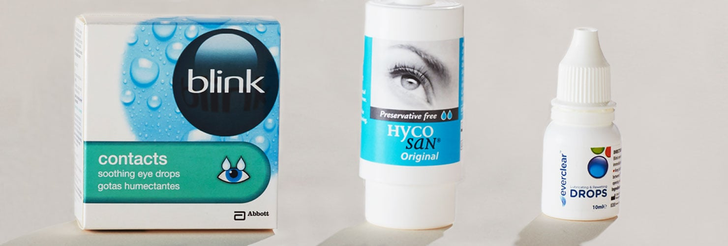 Top 5 Eye Drops