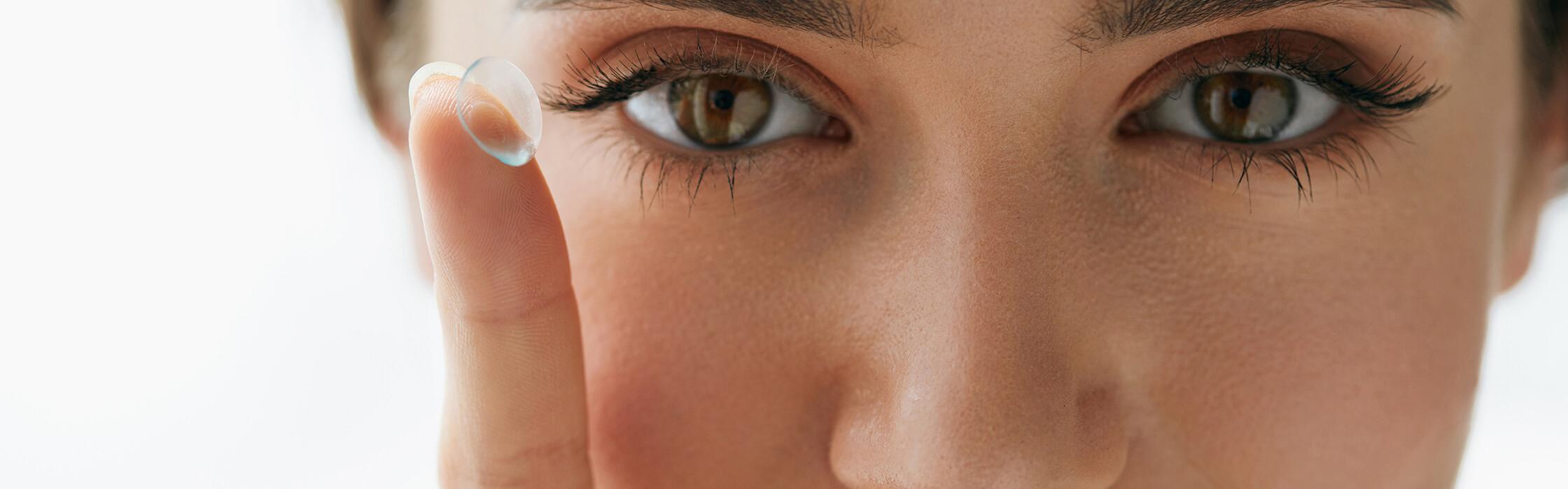 Mejores lentillas para los ojos secos
