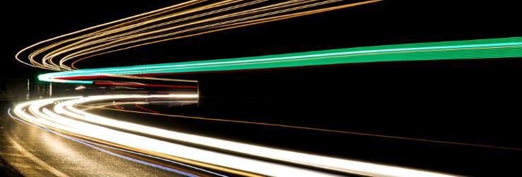À quelle vitesse un objet devra-t-il aller pour être invisible à l'œil humain?