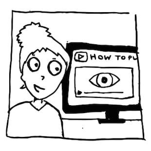 Come inserire le lenti