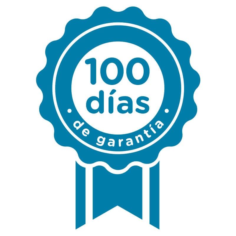100 dias de garantia en tus lentillas baratas