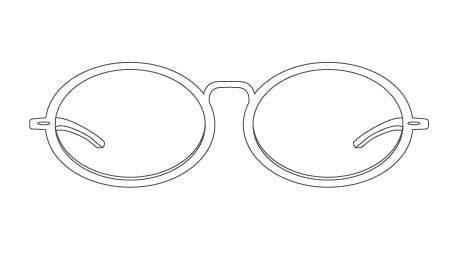 ovalglasses