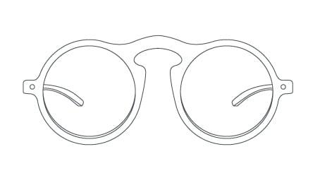 roundglasses