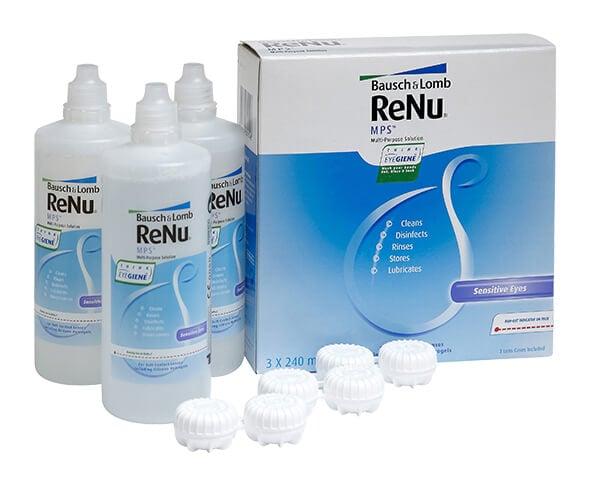 Renu MPS Multi-Purpose Solution Flat Pack