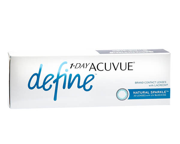 1-day Acuvue Define Sparkle