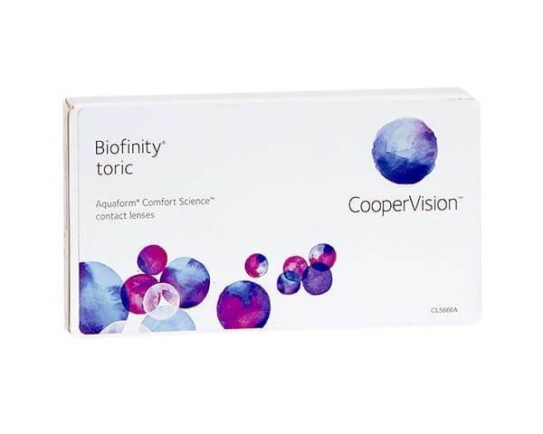 Biofinity Toric