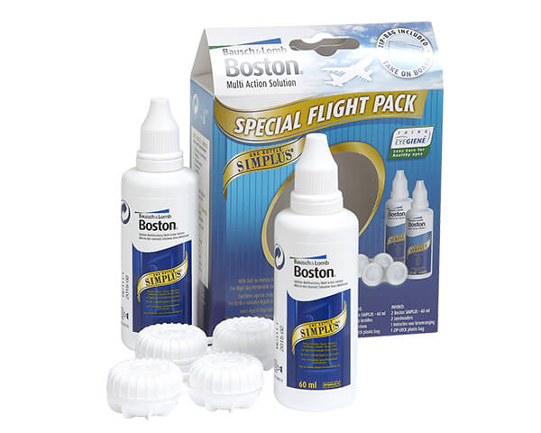 Pack para volar Boston Simplus