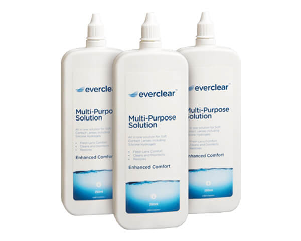 Everclear Flat Pack Multi-Purpose solution-pack of 3