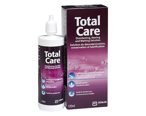 Solución Total Care Wetting