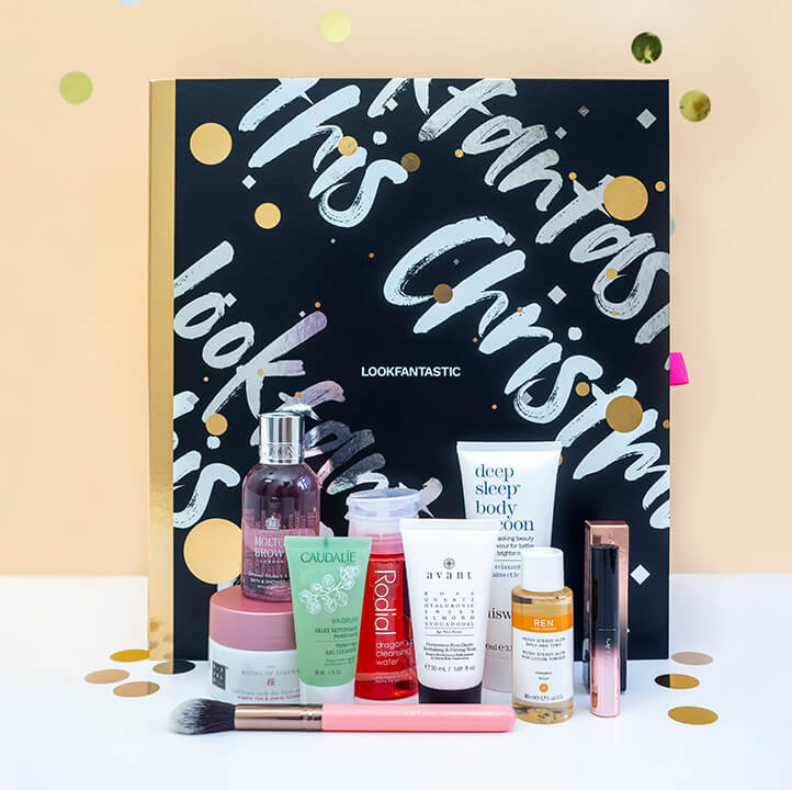 LookFantastic advent calendar