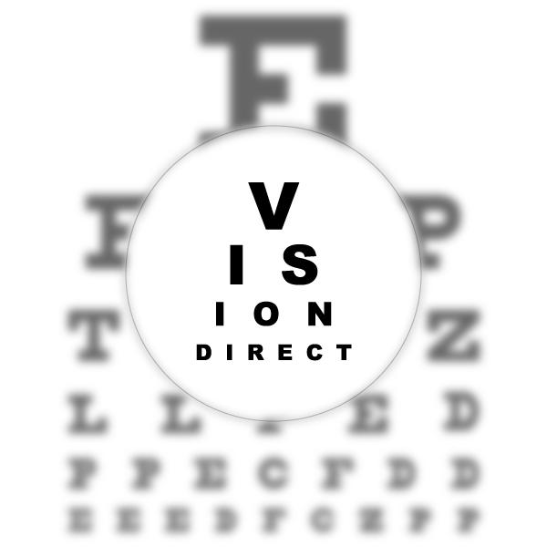 Letras para graduar la vista