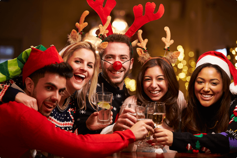 Top Christmas party tips for contact lens wearers Blog