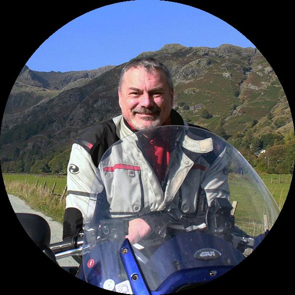 Vision Direct Motorbike Adventures of Britain