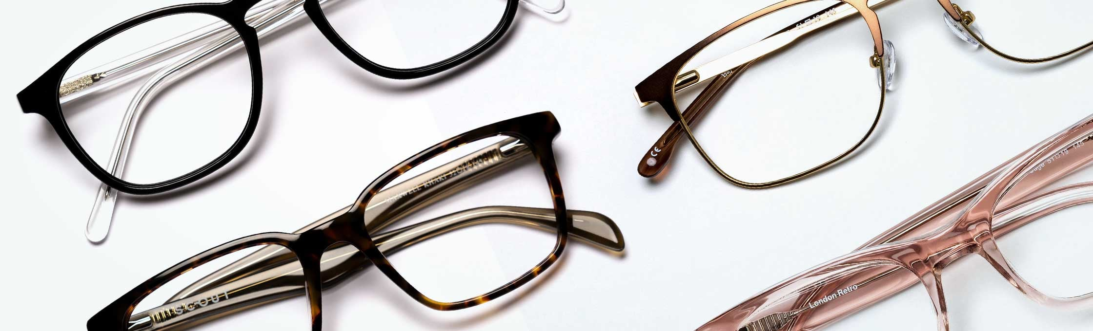 Get the quality glasses at a cheaper price from Glasses Direct