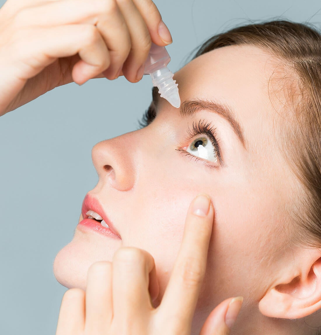 Gotas para tratar el glaucoma