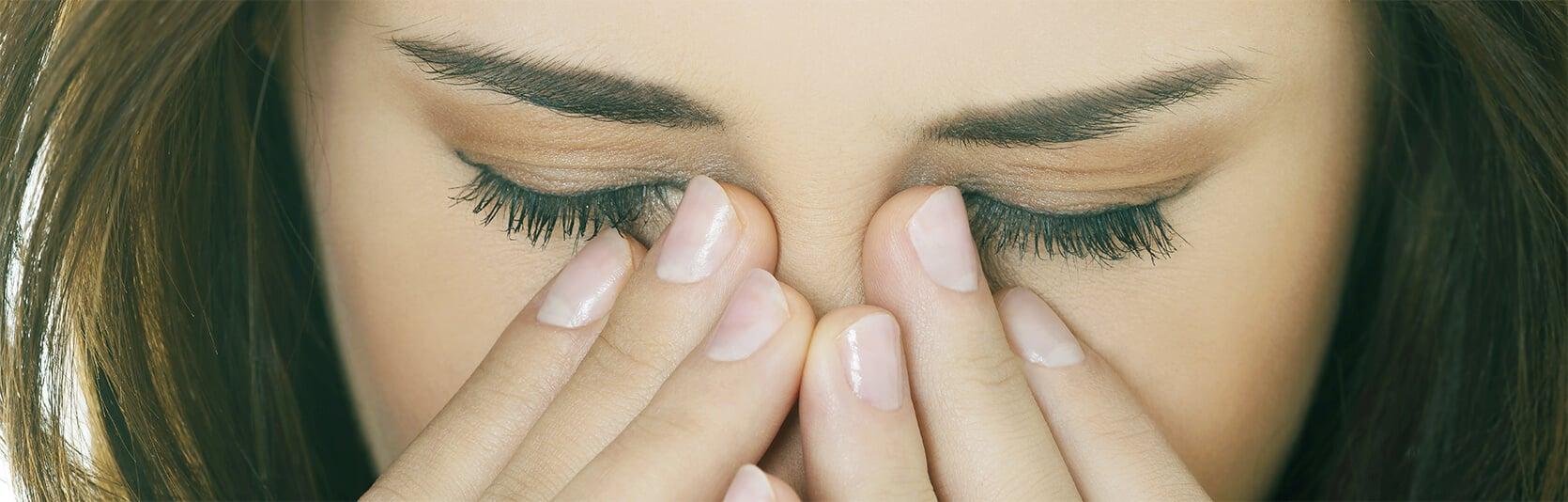 Síntomas de rechazo lentillas
