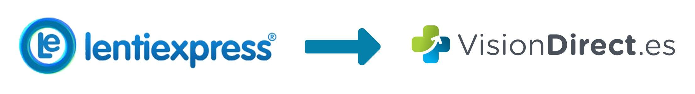 Lentillasadomicilio.com es ahora VisionDirect.es