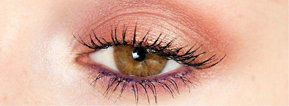 Hazel ogen