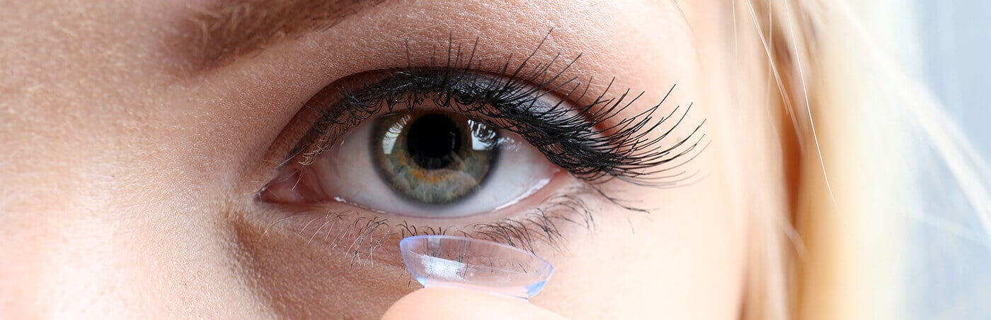 Contact lens myth busting