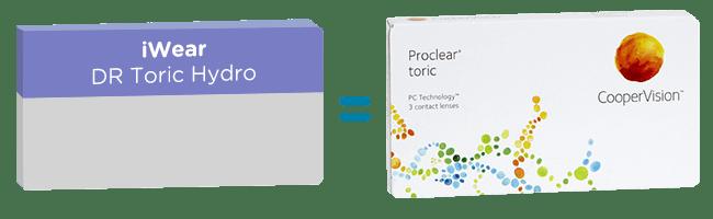 Proclear-Toric
