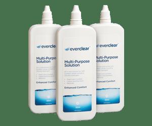 everclear solución única pack de 3