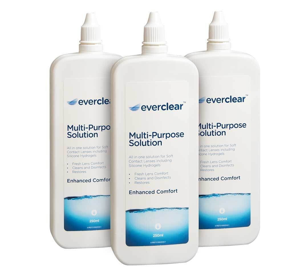 everclear Flat Pack Multi-Purpose Solution